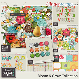 Bloom & Grow Collection by Aimee Harrison