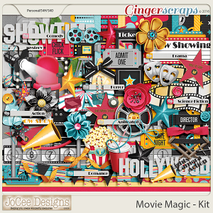 Movie Magic - Kit