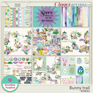 Bunny trail - bundle