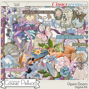 Open Doors - Kit by Connie Prince