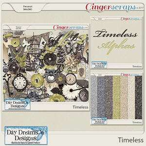Timeless {Bundled Collection} by Day Dreams 'n Designs