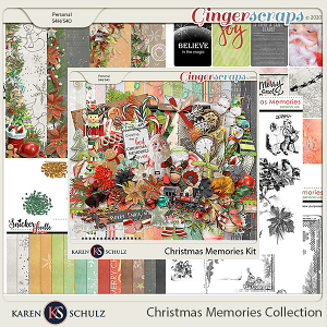 Christmas Memories Collection by Snickerdoodle Designs