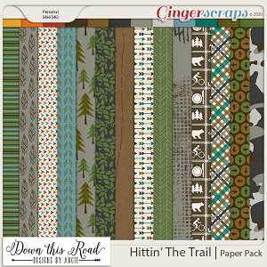 Hittin' The Trail | Paper Pack