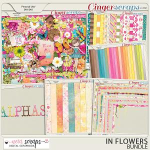 In Flowers - Bundle - by Neia Scraps