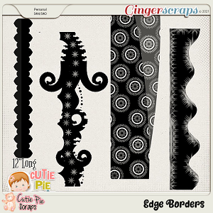 Edge Borders 08 By Cutie Pie Scraps