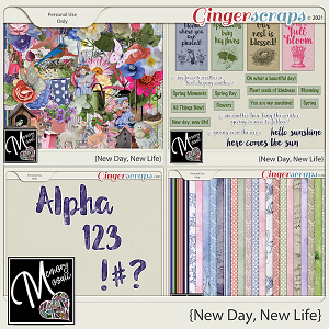 New Day, New Life by Memory Mosaic
