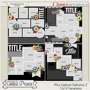 Pics Galore Volume 2 - 12x12 Temps (CU Ok)