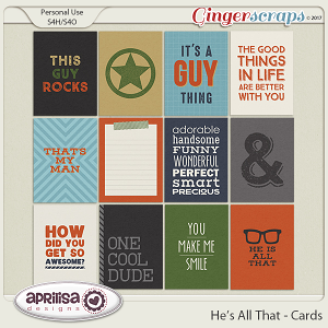 He's All That - Cards