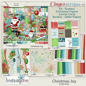 Christmas Joy Collection by Lindsay Jane