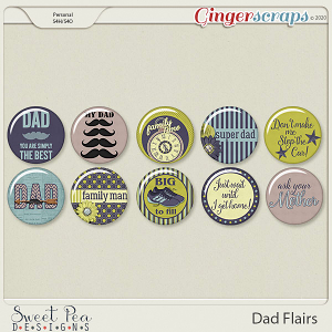 Dad Flair Pack