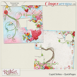 Cupid Strikes QuickPages