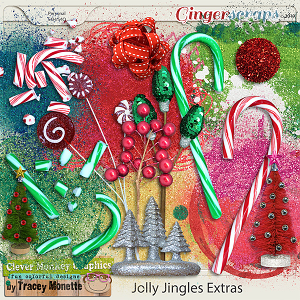 Jolly Jingles Extras by Clever Monkey Graphics