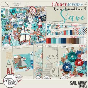 Sail Away - Bundle - by Neia Scraps