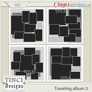 Traveling album 3.