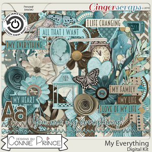 My Everything - Kit by Connie Prince