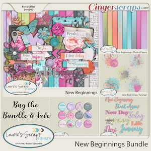 New Beginnings - Bundle