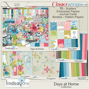 Days at Home Collection by Lindsay Jane