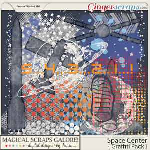 Space Center (graffiti pack)