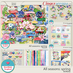 All seasons: spring - bundle