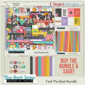 Feel The Beat Collection Bundle