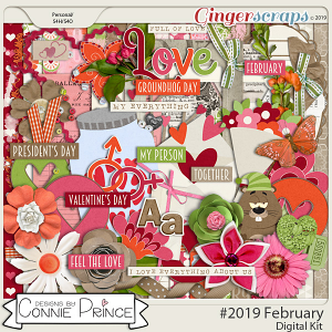#2019 February - Kit by Connie Prince