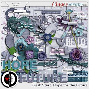 Fresh Start: Hope for the Future Combo