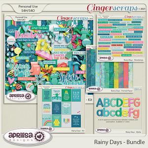 Rainy Days - Bundle
