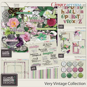 Very Vintage Collection by Aimee Harrison