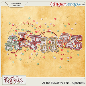 All the Fun of the Fair Alphabets