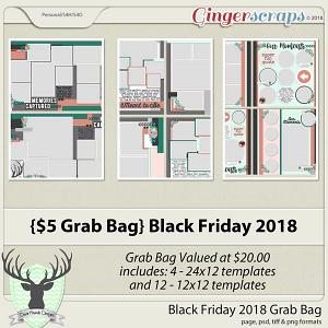 Black Friday 2018 Grab Bag