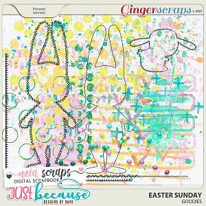 Easter Sunday Goodies by JB Studio and Neia Scraps