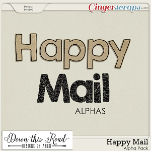 Happy Mail Alpha Pack