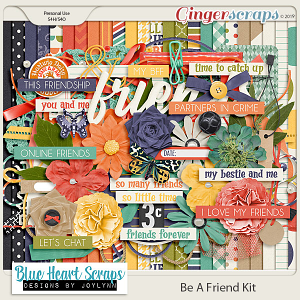 Be A Friend Kit