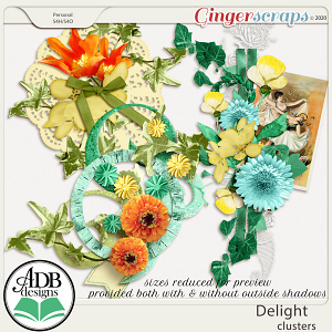 Delight Clusters by ADB Designs