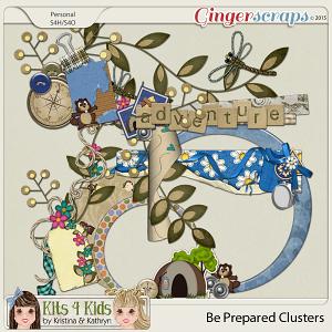 Be Prepared Clusters by K4K
