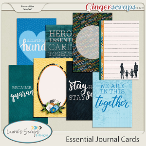 Essential Journal Cards