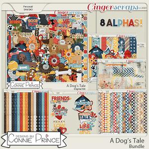 A Dog's Tale - Bundle by Connie Prince