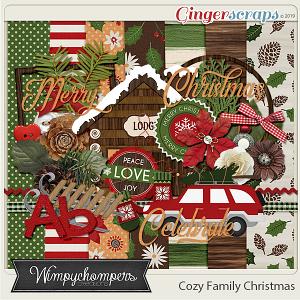 Cozy Family Christmas