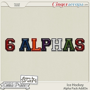Ice Hockey - Alpha Pack AddOn