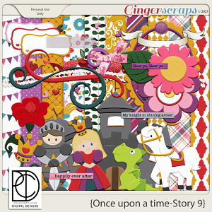 Once Upon A Time (Story 9)