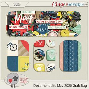 Document Life May 2020 Grab Bag by Luv Ewe Designs