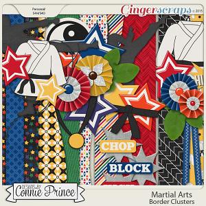 Martial Arts - Border Clusters