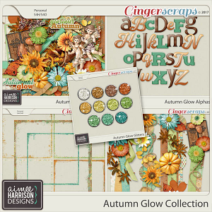 Autumn Glow Collection by Aimee Harrison