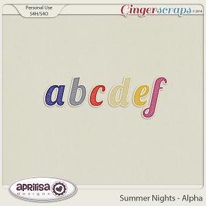 Summer Nights - Alpha