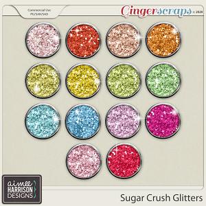 Sugar Crush Glitters by Aimee Harrison
