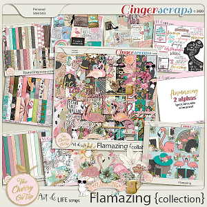 The Cherry On Top:  Flamazing Collaborative Bundle