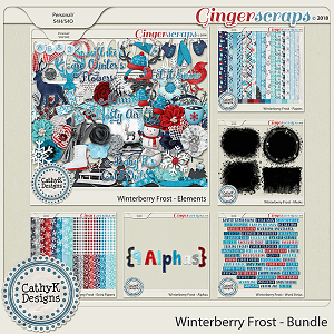 Winterberry Frost - Bundle