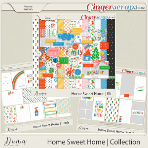 Home Sweet Home   Collection by Dunia Designs