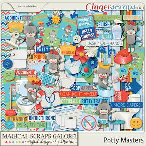 Potty Masters