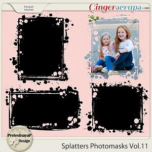 Splatters Photomasks Vol.11